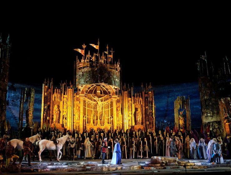 Il Trovatore – A Star shines brightly in the Arena