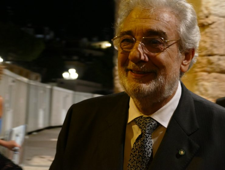 Domingo's 50th anniversary at Verona