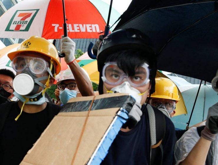 Hongkong-protesten bereiken Turandot