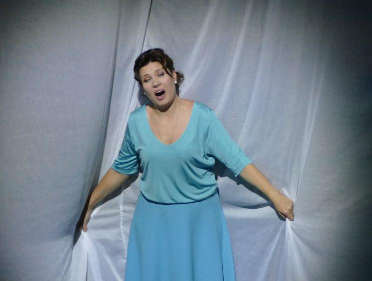 Marina Rebeka about Regietheater