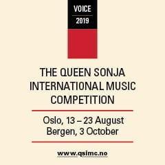 Sergey Kaydalov wint eerste prijs van de Queen Sonja Competition
