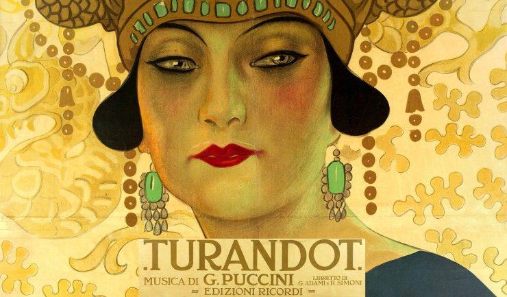 Turandot in Darmstadt