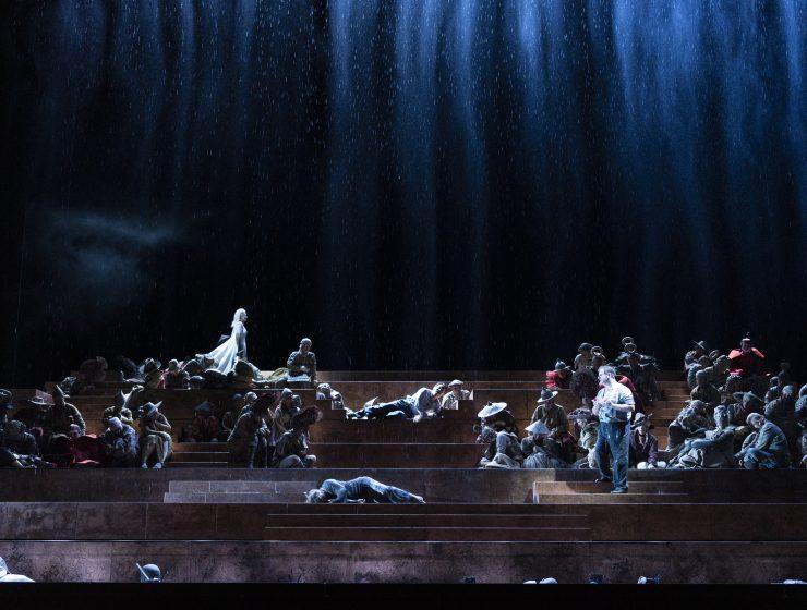 Excellent Turandot in Darmstadt