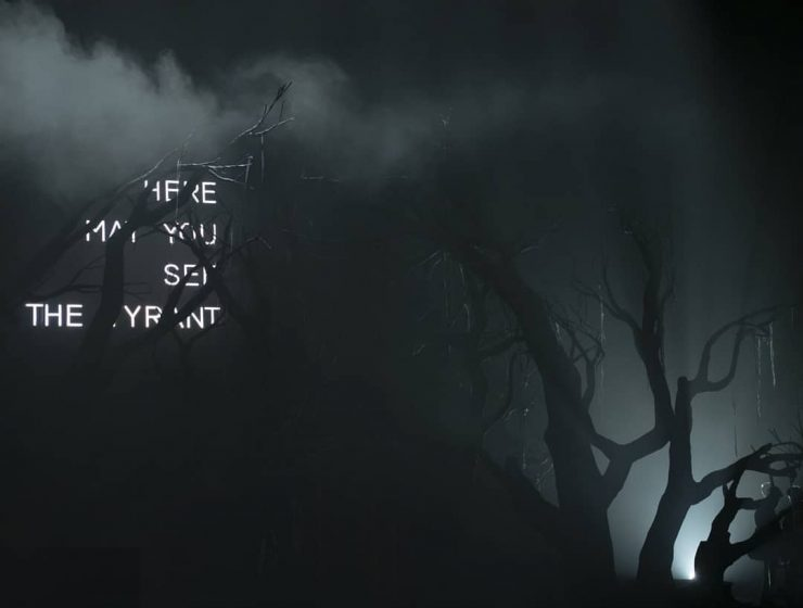 MACBETH UNDERWORLD – PITCH-BLACK HELL