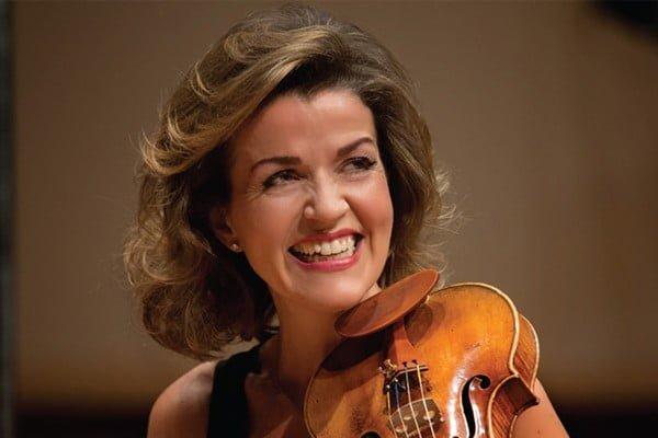 Anne-Sophie Mutter about von Karajan