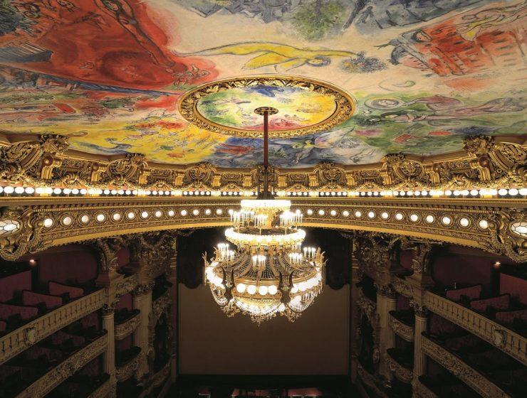 Chagall en de Parijse Opera