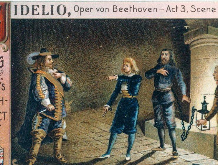 Fidelio at the Garsington Opera