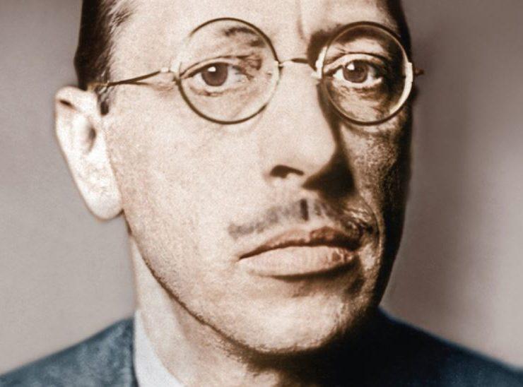 Stravinski et l'opéra