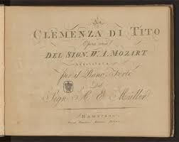 Salzburg. La Clemenza di Tito.