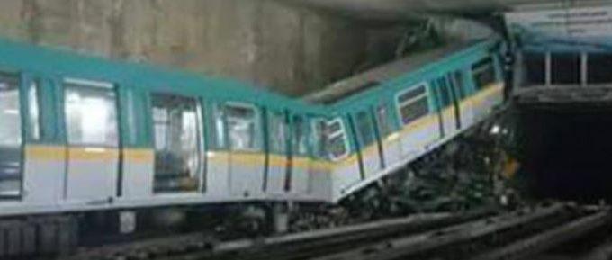 Tristan meurt dans un métro